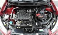 Общий вид двигателя Nissan HR16DE