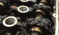 Что будет, если не менять масло в двигателе 03